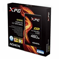"ADATA SX930 480GB Gaming Ultra Fast Solid State Drive 2.5"" 7mm SATA SSD Slim XPG"