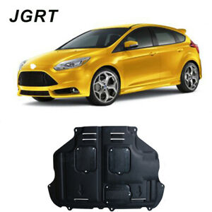 For Ford Focus Engine Splash Guards Shield Mud Flaps Fenders 2012-2018 NEW Black