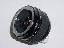Olympus OM Fit Sigma 2X Tele Macro 1:1 Multi-Coated Telekonverter