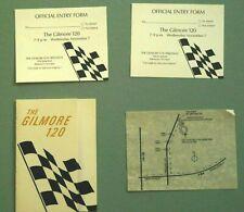 Gilmore Foyt 1973 Invitation, Kalamazoo, Indianapolis 500