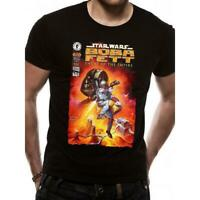 Star Wars Boba Fett Enemy Of The Empire T Shirt The Mandalorian NEW OFFICIAL S M