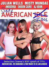 NEW--SEXY AMERICAN IDLE (DVD, 2004)ANOUSHKA, MISTY MUNDAE  RARE OOP