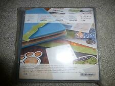 Creative Memories 8 x 8 Picfolio Scrapbook Quick Kit. In Orig Package W/ Pages!