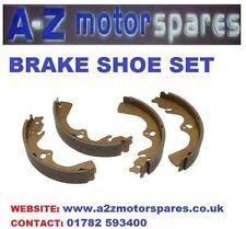 FOR PORSCHE CAYENNE ALL MODELS 2003-2010 NEW REAR HAND BRAKE SHOES SET