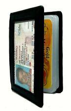 Nouveau 2 Pcs chéquier portefeuille carte photo insert manches