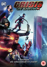 Crisis on Earth X (DVD) Various