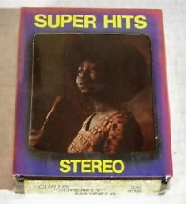 "8 Track-Curtis ""Superfly"" Mayfield-Pvt. Label-Soul-SEALED!"