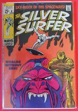 Silver Surfer #6 - HIGH GRADE KEY ISSUE - Brunner inks!