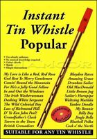 Instant Tin Whistle Popular Learn to Play Music Book