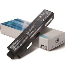 Batterie pour ordinateur portable TOSHIBA Satellite C650-15V 6600mAh 10.8V