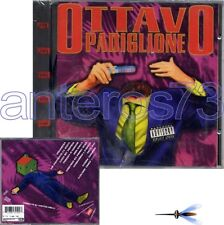 OTTAVO PADIGLIONE RARO CD OMONIMO 1993 - FUORI CATALOGO