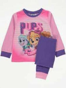 GIRLS PAW PATROL PYJAMAS - PUPS AWAY!