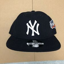 fab1c1321d0f4 New York Yankees 2000 World Series Patch Low Profile Fitted Hat Cap 7 1 8