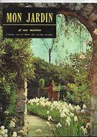 MON JARDIN ET MA MAISON N°38 Juillet 1961