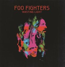 Foo Fighters Wasting Light 2LP Vinyl 45RPM Gatefold 2011 Roswell Records