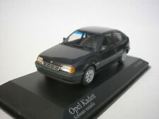Opel Kadett E 1989 Emeraldgruen Metallic 1/43 minichamps 400045900 New