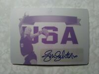 2011 Leaf Legends of Sport Jennie Finch Auto 1/1 Printing Plate
