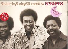 SPINNERS Yesterday Today & Tomorrow SEALED LP Soul ~ Throwing Away A Good Thing