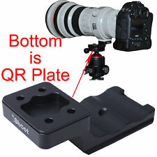 Lens Collar Support Base for Canon EF 400mm f/2.8L IS II USM Tripod Mount Ring