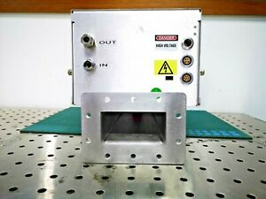 National Electronics MH3.OW-SLA/2 Microwave Magnetron Head