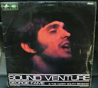 GEORGIE FAME & THE HARRY SOUTH BAND - SOUND VENTURE -  LP 1966 COLUMBIA SX6076