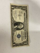 1935 STAR NOTE ($1) ONE DOLLAR SILVER CERTIFICATE B-511