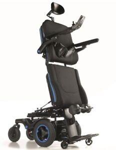 Sunrise Medical Quickie Q700 Up F Sedeo Ergo Standing Powerchair