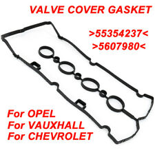 Engine Valve Cover Seal Gasket For Chevrolet Cruze Sonic Aveo 1.6L 1.8L 55354237
