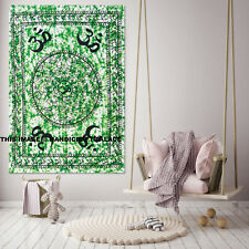 6 Pcs OM Mandala Tapestry Wall Hanging Throw bedding Cotton Poster Wholesale Lot