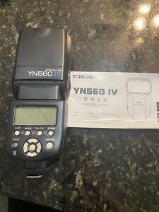 yongnuo Yn560 canon