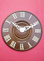 Lovely Black Forest made all wood Cuckoo clock dials complete with hands.