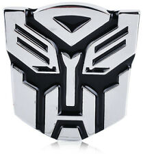 Transformers Autobots Optimus Prime Emblem Self Adhesive Car Sticker Decal 3""