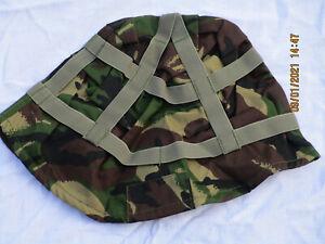 Cover Combat Helmet GS MK6 woodland DP,Helmbezug DPM,Gr. LARGE