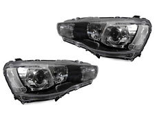 DEPO 08 09 10 11 12 13 14 Lancer EVO X 10 CLEAR CORNER JDM Projector Headlights
