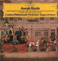 Haydn(Vinyl LP)Symphonien Nr.94 London Philharmonic/Eugen Jochum-Deutsc-VG/NM