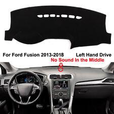 Car Dashboard Mat Cover Dash Mat Dash Cover Anti-Sun for Ford Fusion 2013-2018