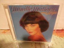 """Mireille Mathieu""""una mujer""""cd de 10 titres or.espagne de 1991"""