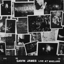Gavin James - Live At Whelans NEW CD
