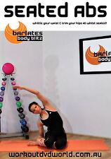 Pilates Fusion EXERCISE DVD - Seated Abs BARLATES BODY BLITZ!