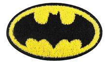 "DC Comics Superhero 4.5"" Batman Logo Chenille Embroidered Iron-On Patch P-DC 32"
