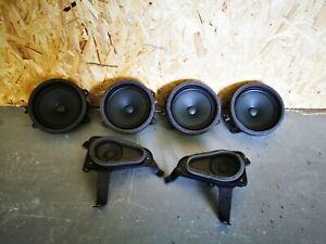 VOLVO XC90 AUDIO SOUND SYSTEM SPEAKERS KIT31350425