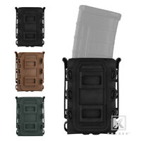 KRYDEX Soft Shell Magazine Pouch 5.56 7.62 Mag Carrier with Molle Clip