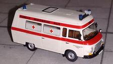 Brekina 30410 - Barkas B 1000 SMH 3 - Schnelle Medizinische Hilfe - Güstrow