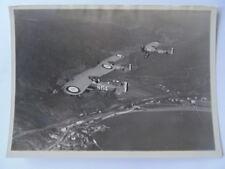 PHOTO PERSONNELLE AERONAVALE : AVIONS MORANE 130