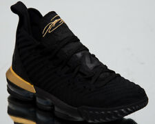 new arrival 27656 413a8 Nike Lebron XVI I m King Black Metallic Gold Bq5969 007 Men s ...