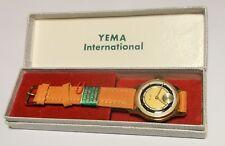 Nagelneue NOS Kienzle Herren Armbanduhr in OVP  HAU mechanisch ca. 1960