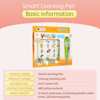 YS2607A Kids Early Learning Logic Pen IQ Toy Gifts with Learning Cards