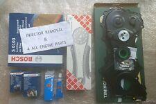 VAUXHALL VIVARO 2.0 CDTi M9R FEBI TIMING CHAIN KIT & COVER KIT Sealer & Seal