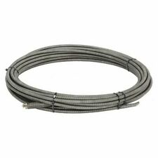 Ridgid 37862 Drain Cleaning Cable 12 In X 75 Ft