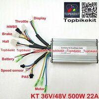 Ebike Controller 36V/48V 500W KT T09S Sine Wave Controller For ebike/ebike parts